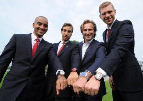 JEANRICHARD&Arsenal_T.Walcott_M.Flamini_B.Grande_P.Mertesacker