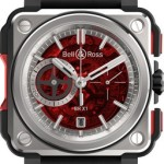 Bell & Ross – Orologi BR-X1 Skeleton Chronograph Red Edition
