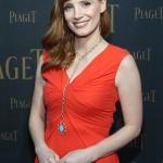 Jessica Chastain è la nuova ambasciatrice Piaget