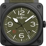 Bell & Ross – BR03-92 Ceramic Military Type