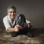 Omega – Nuova campagna stampa con George Clooney e il suo cane Eintsein