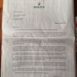 NoExpo: Rolex contro il governo