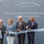 Aperta la nuova manifattura A. Lange & Söhne
