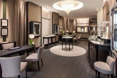 Van Cleef & Arpels – Nuova boutique