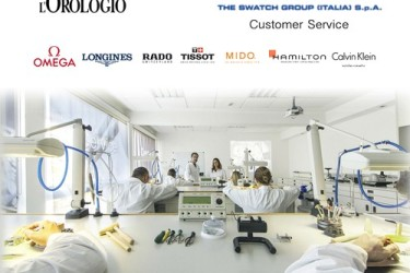 Customer Service Swatch Group Italia – Un invito da cogliere al volo