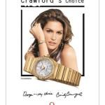 Omega: 20 anni con Cindy Crawford