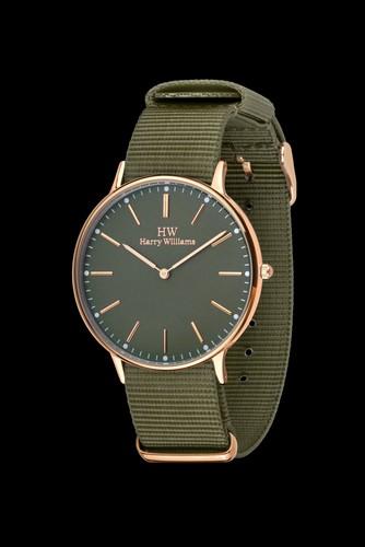new product f308a 9864d La linea di orologi Harry Williams | L'Orologio