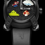 Romain Jerome rende omaggio a Super Mario