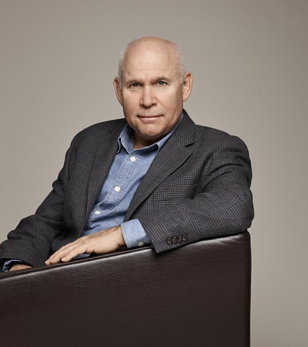 Portrait du photographe Steve McCurry