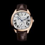 SIHH 2016: Drive de Cartier Large Date Retrograde Second Time Zone