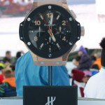 "Hublot Official Timekeeper <br /> di ""Scuderia Ferrari on Ice"""