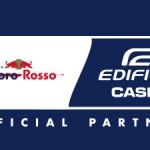 Casio a bordo della Scuderia di F1 Toro Rosso