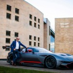 Nuova partnership tra Aston Martin <br /> e Richard Mille