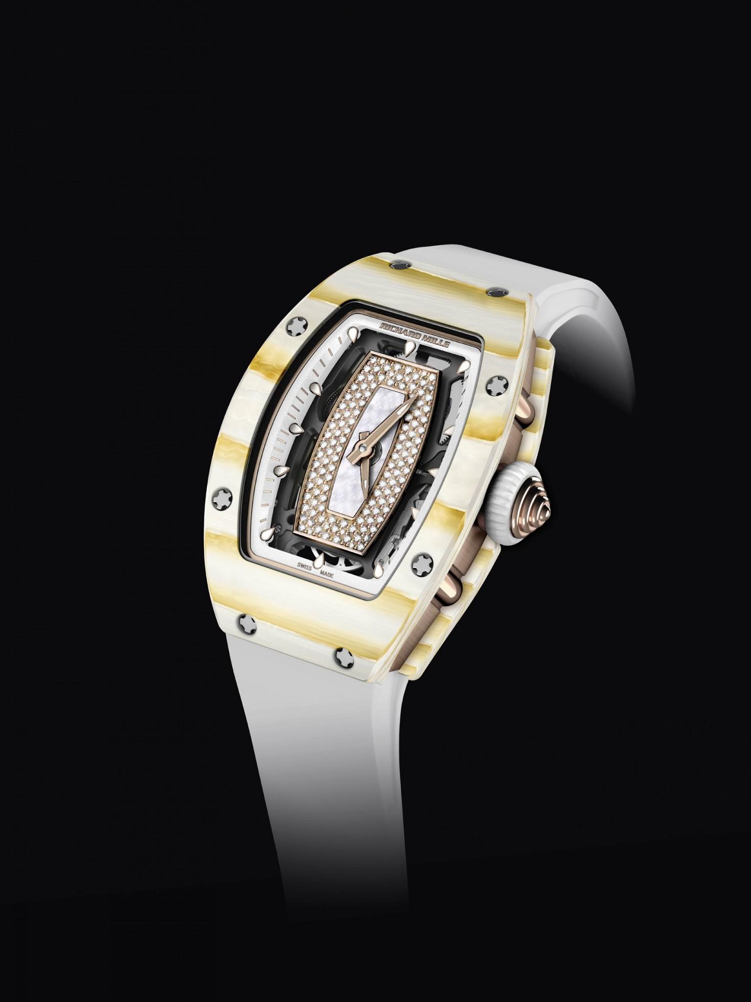 Richard Mille: nuovi materiali | L'Orologio