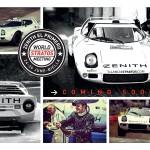 Zenith e il raduno di auto Lancia Stratos