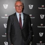 Claudio Ranieri nuovo ambasciatore TAG Heuer
