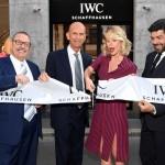 IWC inaugura la sua terza boutique italiana