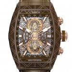Custos – Gustave Eiffel Chronographe GMT