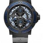 Aria di novità per il design del Diver di Ulysse Nardin