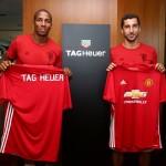 TAG Heuer segna il tempo del Manchester United