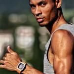 L'atleta sudafricano  Wayde van Niekerk nuovo testimonial Richard Mille