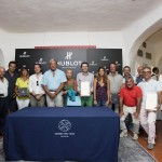 premiazione Hublot Golf Cup 2016