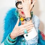 Un'icona fashion per TAG Heuer