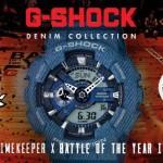 G-Shock è main sponsor di Battle Of The Year (BOTY)