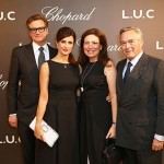 Cocktail Opening Of The Chopard Exhibition 'L.U.C - L'art d'une Manufacture' at Phillips Gallery
