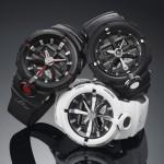 Casio presenta i nuovi G-Shock GA-500
