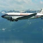 Giro del mondo per il Breitling DC-3
