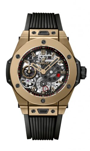 Hublot_Big Bang MECA - 10 Magic Gold_1