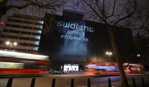 SWATCH PRESENTS YOURMOVE AT THE STRAND