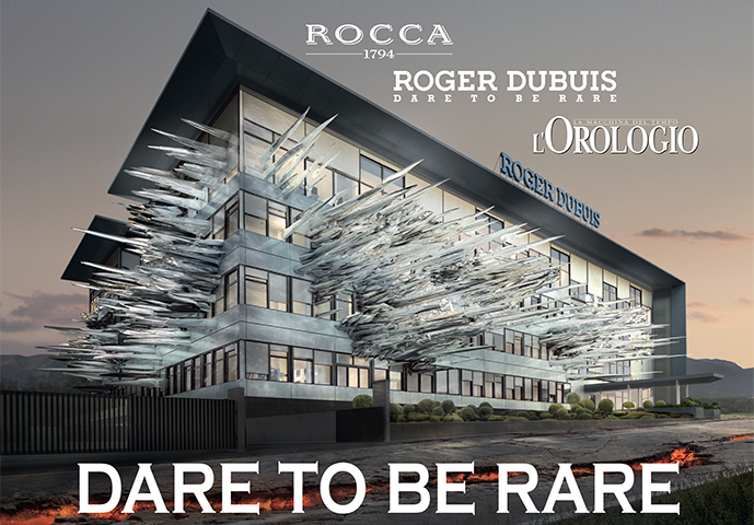 Roger Dubuis - Dare to be Rare