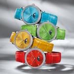 Un tripudio di colori per Zenith