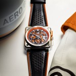 Bell & Ross BR 03-94 Aéro GT Orange
