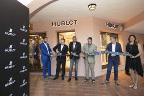Hublot Porto Cervo Boutique Opening_1