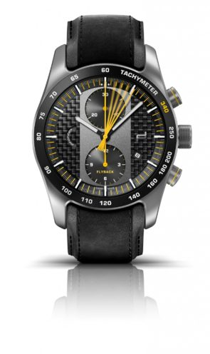 Porsche Design Chronograph 911 GT2 RS_Zeigerbewegung