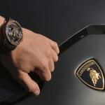 Roger Dubuis scende in pista con Lamborghini Squadra Corse