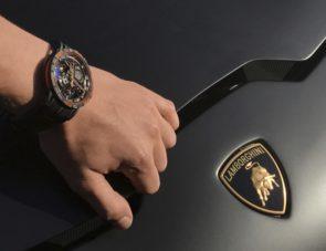 Excalibur Aventador S Wristshot_1593256