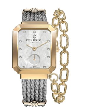 CHARRIOL Lady ST-TROPEZ Mansart Yellow Gold