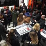 L'apertura della boutique Tissot a Roma