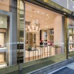 Rocca riapre la storica boutique di Torino
