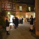 Evento LVO - Rolex - Ospiti_cortile_PAS2711