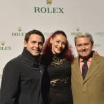 Evento LVO _ Rolex - sn marco Marini - Valeria Verga - Gian Riccardo Marini