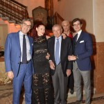 Evento Luigi Verga - Rolex - Valeria Verga con Valerio e AnnaVerga + fratello Umberto e nipote Federico_PAS2959