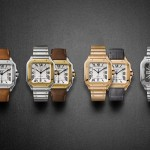 Il nuovo Santos di Cartier in vendita online