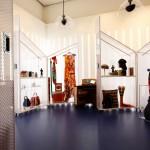 Giochi di prestigio all'Hermès Temporary Store di Roma