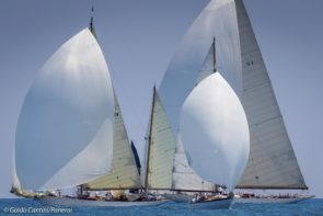 Voiles D'Antibes 2017 Ph: Guido Cantini  /  Panerai / SeaSee.com