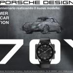 Porsche Design1919 Datetimer 70Y Porsche Sports Car Limited Ed